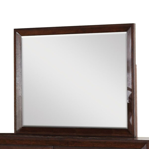 Lancaster Rectangular Dresser Mirror by Loon Peak