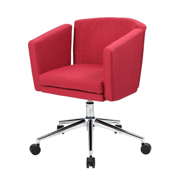 Photios High-Back Desk Chair by Mercury Row