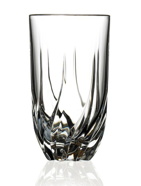 Trix RCR Crystal Highball Glass (Set of 6) by Lorren Home Trends