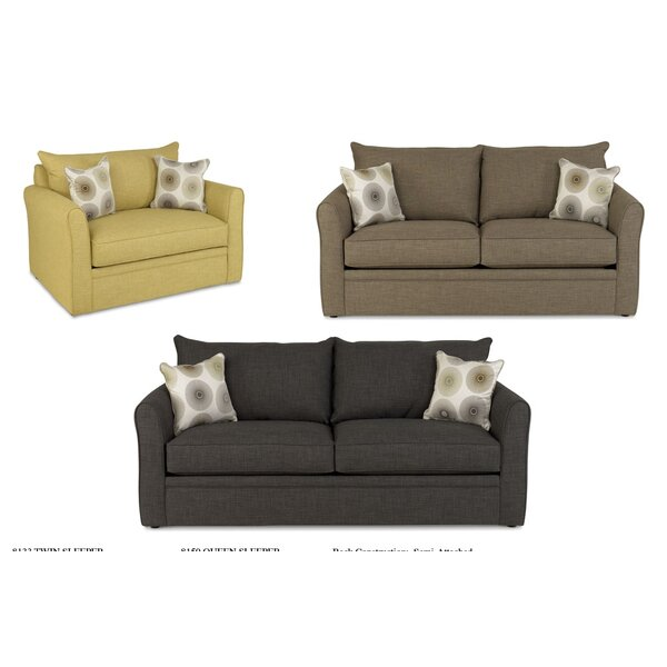 We Have A Fabulous Range Of Ozbourn Sleeper Sofa by Winston Porter by Winston Porter