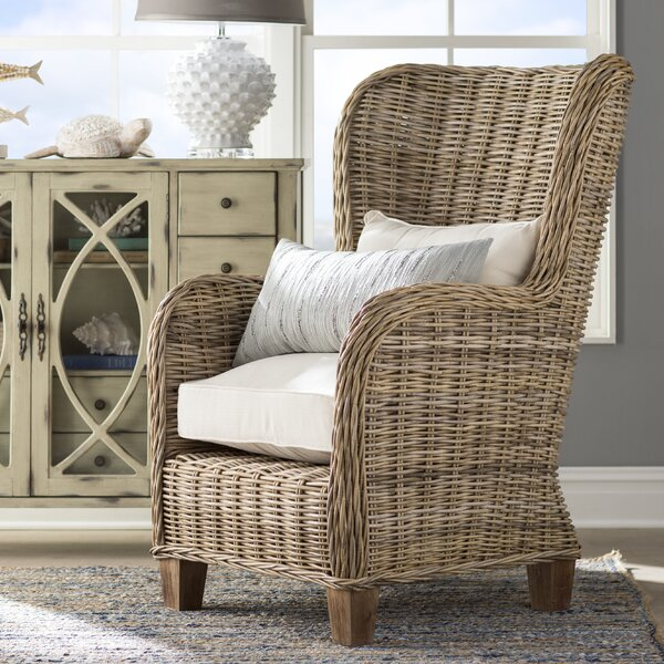 Magness Armchair by Rosecliff Heights
