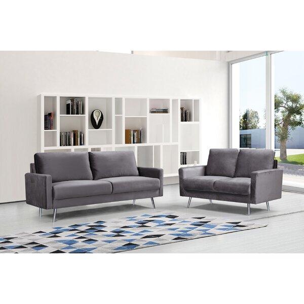 Gaythorne 2 Piece Living Room Set By Ebern Designs