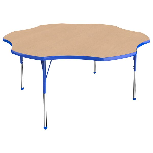60 x 60 Novelty Activity Table by ECR4kids