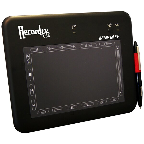 Wireless RF Tablet by Recordex