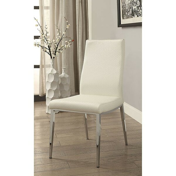 Fatima Upholstered Dining Chair (Set of 2) by Orren Ellis