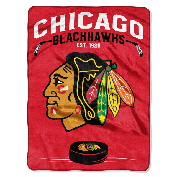NHL Inspired Rsachel Throw by Northwest Co.