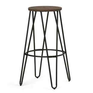 Simeon 29.72 Bar Stool By Simpli Home