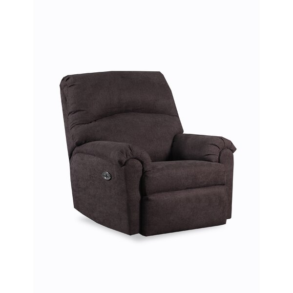 Henderson Power Rocker Recliner by Simmons Upholstery
