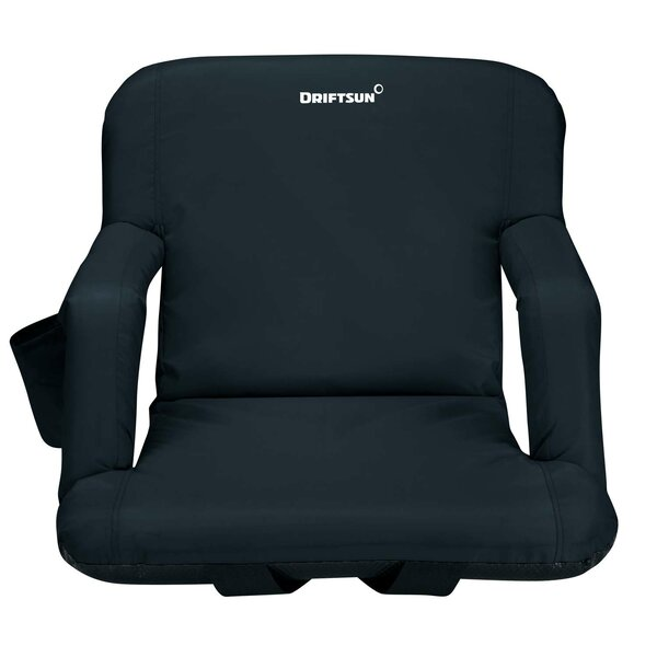 Reclining Stadium Seat With Cushion By Driftsun