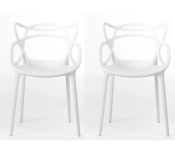 Harber Dining Chair (Set Of 2) By Wrought Studio Wrought Studio
