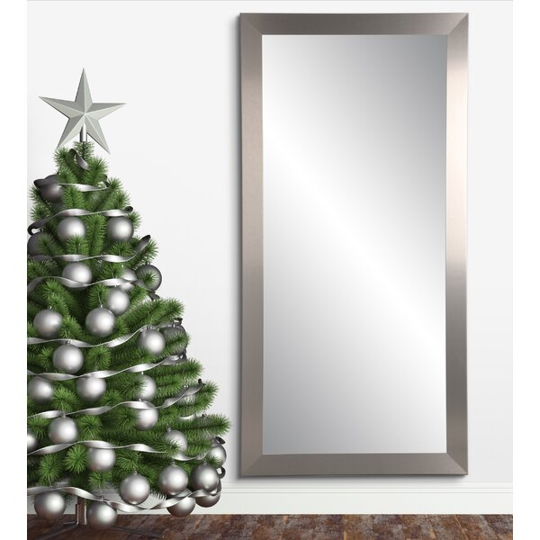 Olivia Industrial Modern Home Accent Wall Mirror by Orren Ellis