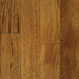 Muirfield 2-1/4 Solid Oak Hardwood Flooring in Saddle by Mullican Flooring