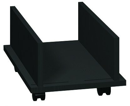 Modular 9.125 H x 13.5 W Desk CPU Holder by Ironwood