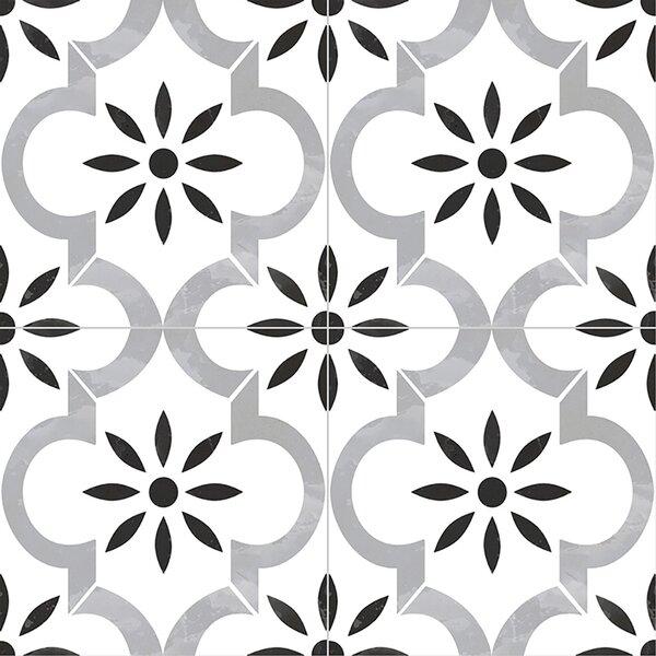 Kenzzi 8 x 8 Porcelain Field Tile in Azila by MSI