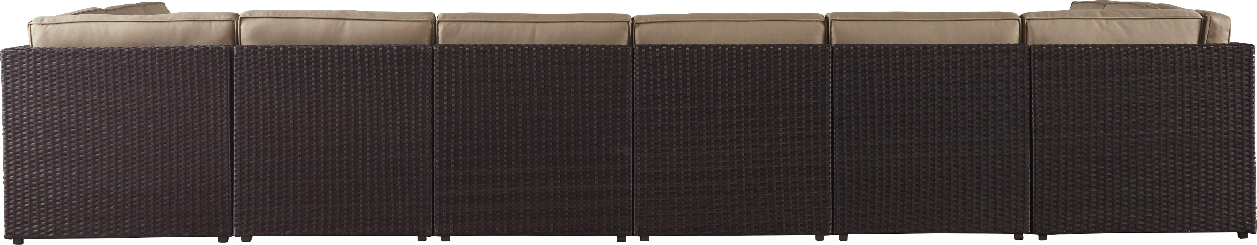 Brayden Studio Mariscal 12 Piece Deep Seating Group with Cushions