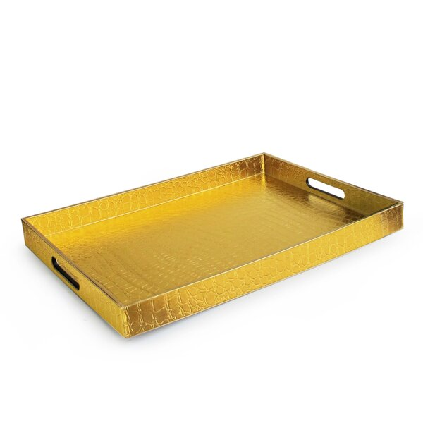 Serving Tray by ChargeIt! by Jay