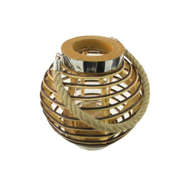 Metal/Glass Lantern by Northlight Seasonal