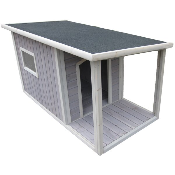 Houses & Paws™ Urban Classic Dog House by Innovation Pet