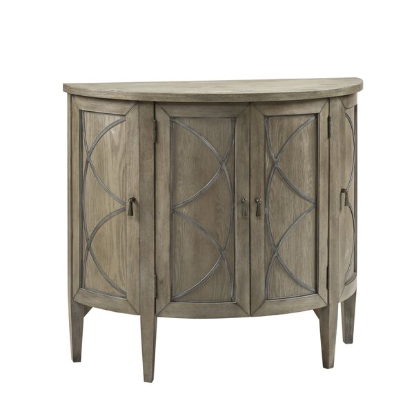 McCaysville 2-Door Half Circle Accent Cabinet by Ophelia & Co. Ophelia & Co.