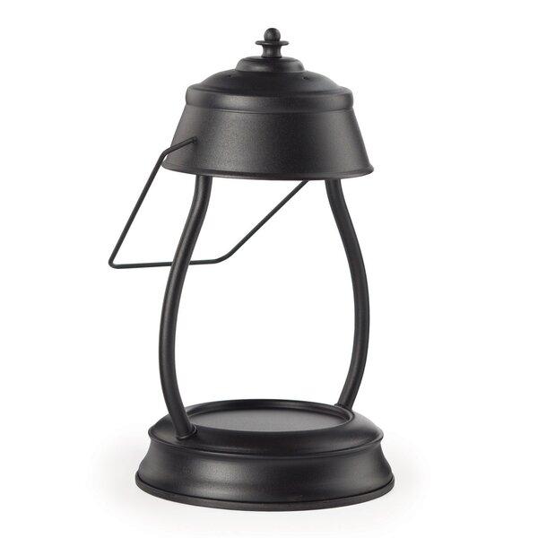 Hurricane Candle Warmer Lantern by August Grove