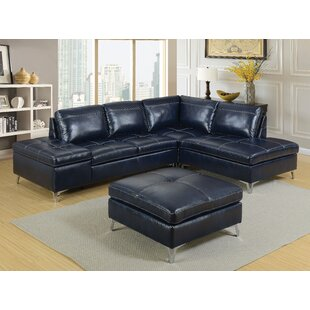 Tisdale Sectional with Ottoman