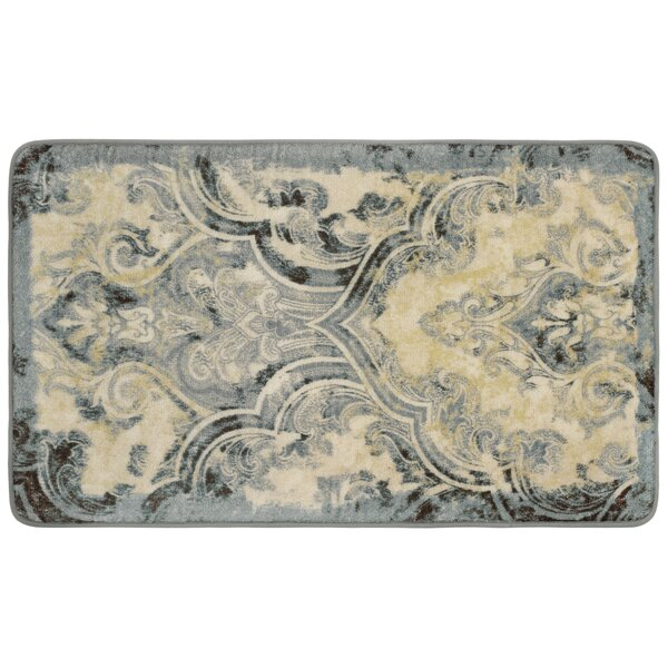 Taupe/Ivory Area Rug by Laura Ashley Home
