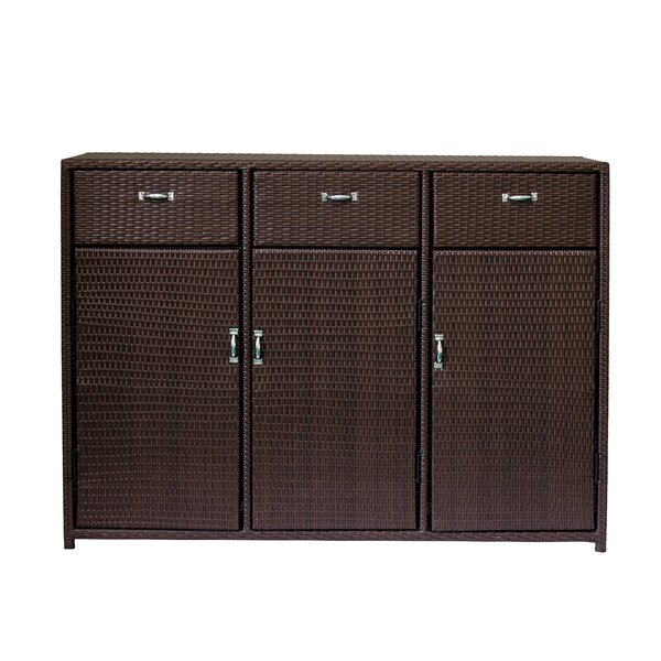 Nordin Freestanding Organizer 3 Drawer Accent Cabinet by Ebern Designs