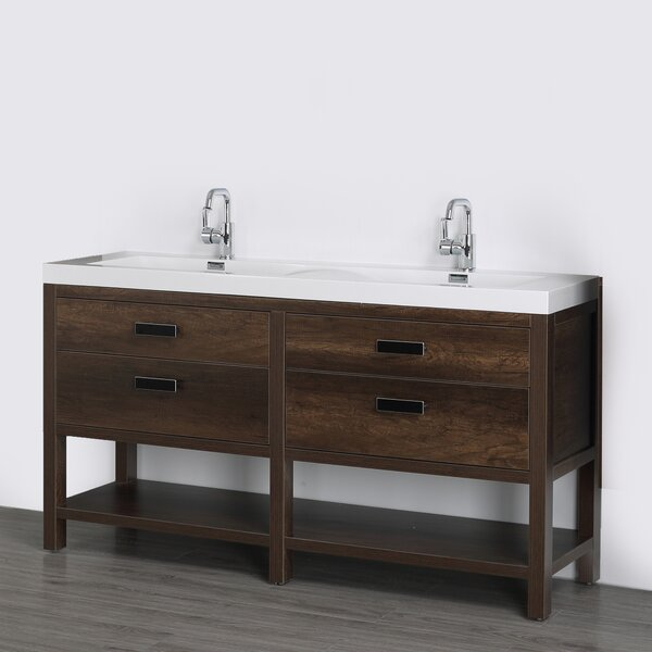 63 Single Bathroom Vanity Set by Streamline Bath