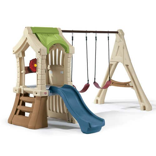 Play Up Gym Sey Swing Set By Step2.