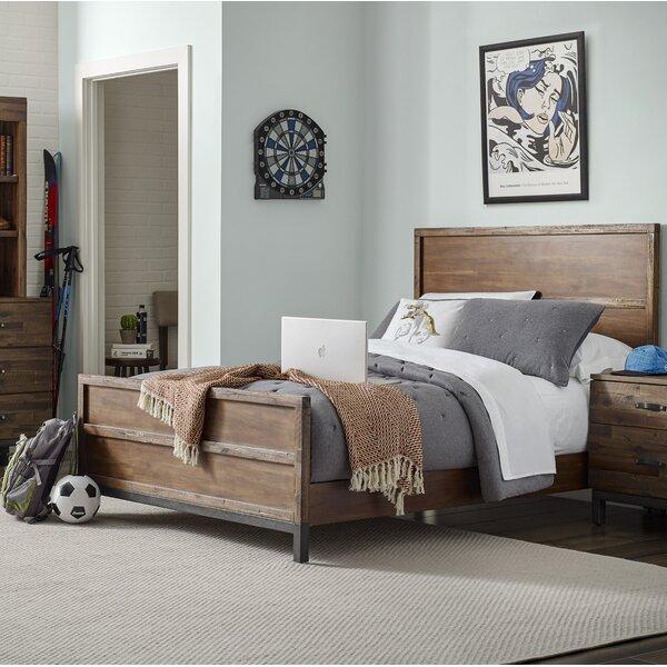 Greystone Platform Bed by ED Ellen DeGeneres