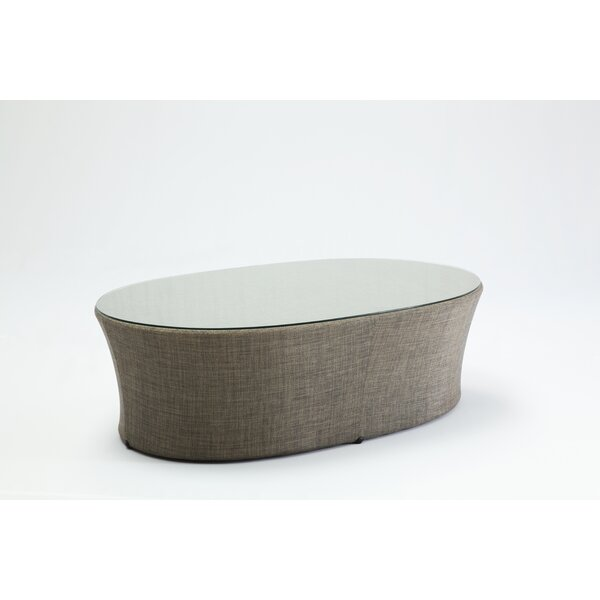 Spinner Coffee Table by Les Jardins