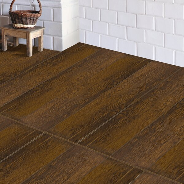 Country 6 x24 Porcelain Wood-Look Tile in York by Emser Tile