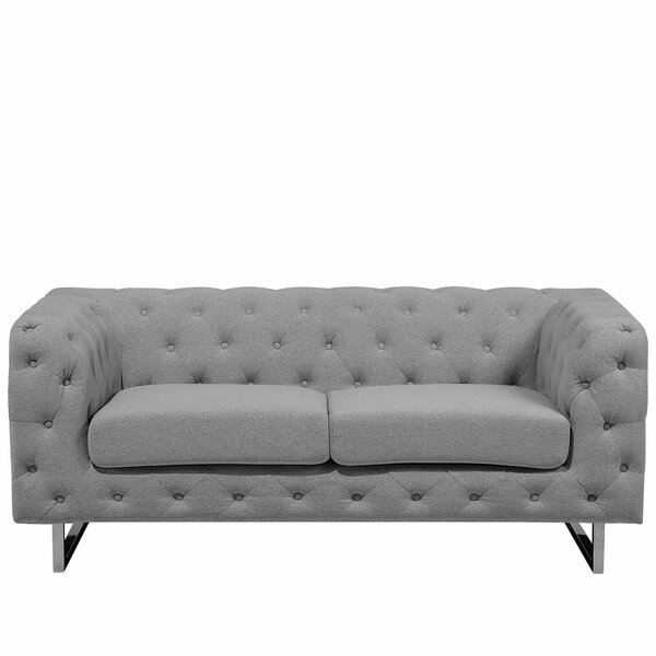 Best Brand 2018 Dontae 2 Seater Sofa by Everly Quinn by Everly Quinn