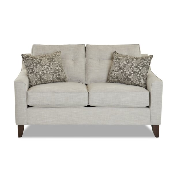 Ciccone Loveseat By Darby Home Co 2019 Sale
