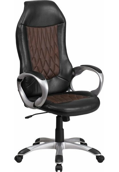 Whiddon High-Back Ergonomic Executive Chair by Orren Ellis