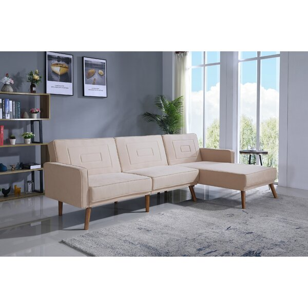 Lasalle Reversible Sleeper Sectional By George Oliver