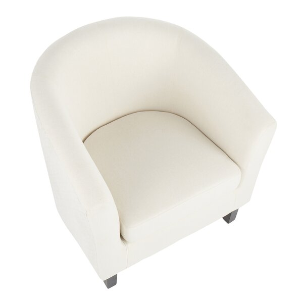 Valero Barrel Chair by House of Hampton