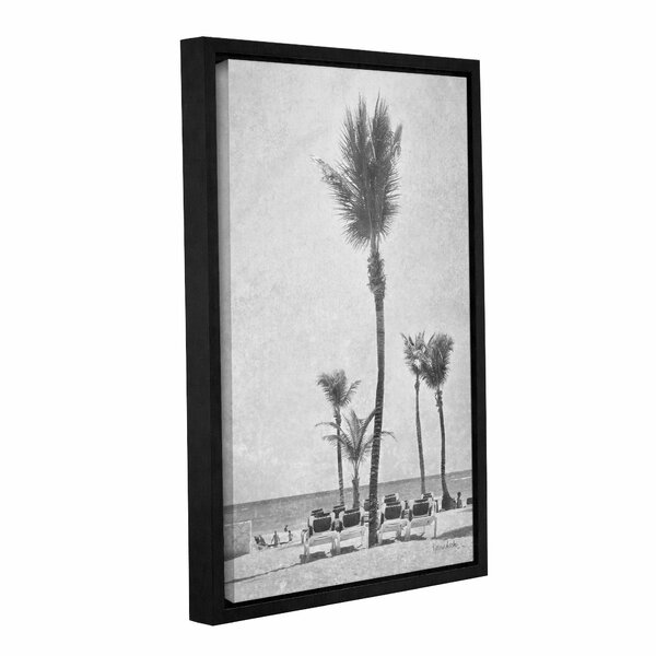 Blue Serenity Framed Photographic Print on Gallery Wrapped Canvas by Bay Isle Home
