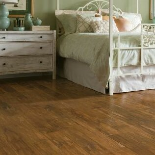 5 Solid Hickory Hardwood Flooring in Clover Honey by Armstrong Flooring