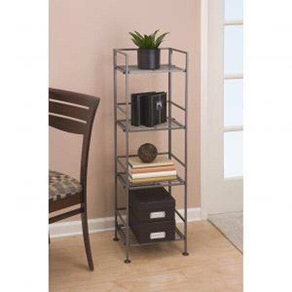Dyal Etagere Bookcase by Rebrilliant