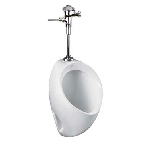 Brevity High Efficiency Urinal by Mansfield Plumbing Products