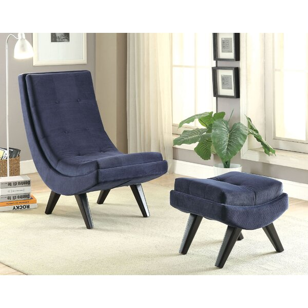 Owensby Lounge Chair and Ottoman by George Oliver George Oliver