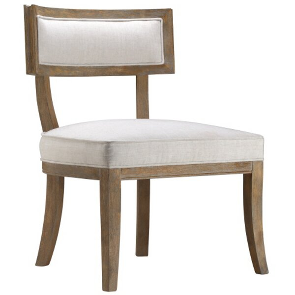 Dalila Side Chair by Gracie Oaks