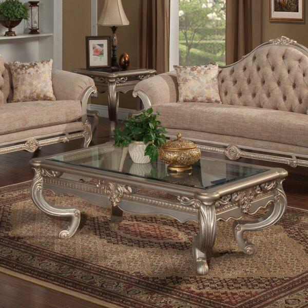 Oak Hill Coffee Table By Astoria Grand