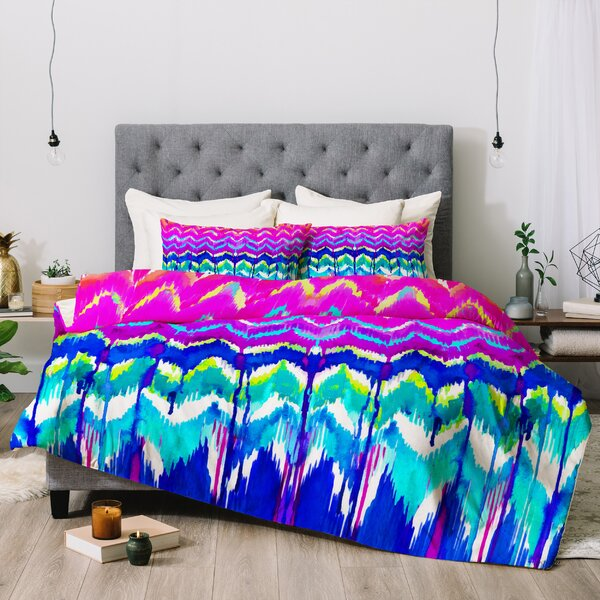 Holly Sharpe Summer Dreaming Comforter by East Urban Home