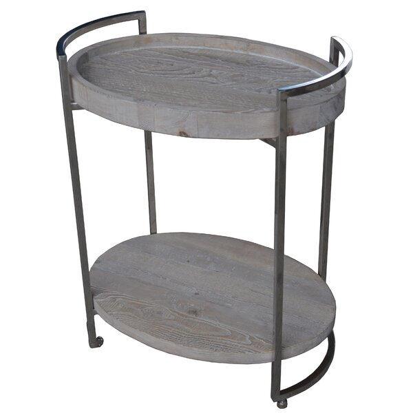 Llewellyn Bar Cart by 17 Stories
