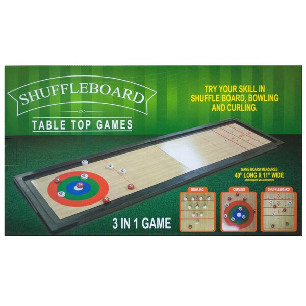 Multi-Game Table Top by Kole Imports