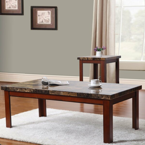 Stratton Coffee Table by Loon Peak