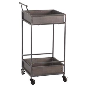 Hedley Bar Cart by Mercana