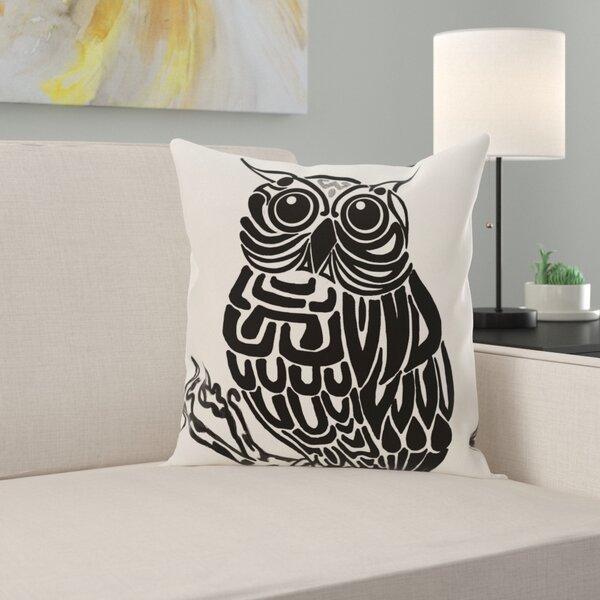 Lynn Animal Print  OutdoorThrow Pillow by Latitude Run